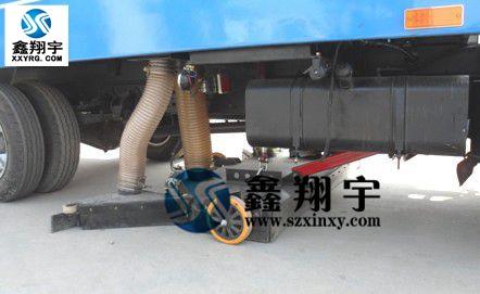 進口工業軟管彈性好耐磨損性強用于掃地車