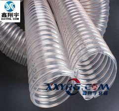 XY-0307耐磨pu鋼絲軟管0.9mm